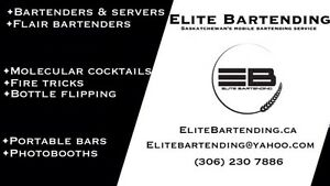 Mobile bartending and portable bars for business functions. Moose Jaw Regina Area image 3