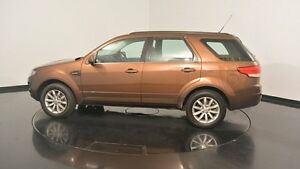 2015 Ford Territory SZ MkII TX Seq Sport Shift Archon Bronze 6 Speed Sports Automatic Wagon Victoria Park Victoria Park Area Preview