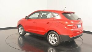 2010 Hyundai ix35 LM NULL Active Remington Red 6 Speed Sports Automatic Wagon Victoria Park Victoria Park Area Preview