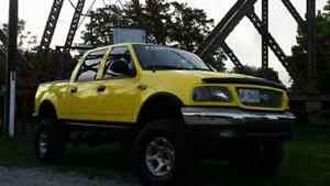 2002 Ford pick up truck