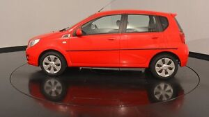 2009 Holden Barina TK MY10 Red 5 Speed Manual Hatchback Victoria Park Victoria Park Area Preview