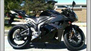 CBR 600 RR 2009  great shape