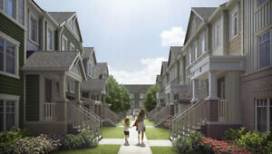 Townhouse for SALE in OSHAWA (assignment) Builder Price