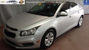 2016 Chevrolet Cruze Limited LT ON SALE!