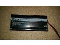 CB Radio Amplifier Burner CTE International Mosquito 30W