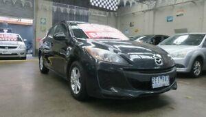 2012 Mazda 3 BL 11 Upgrade Neo Black 6 Speed Manual Hatchback Mordialloc Kingston Area Preview