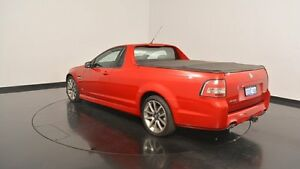 2011 Holden Ute VE II MY12 SS V Red 6 Speed Sports Automatic Utility Welshpool Canning Area Preview