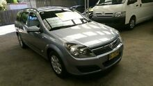 2005 Holden Astra AH MY05 CD Blue 4 Speed Automatic Wagon Lidcombe Auburn Area Preview