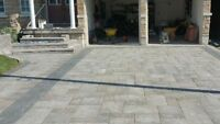 HAMIE LANDSCAPING INTERLOCKING PAVING CONCRETE ETC