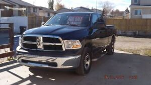 2012 DODGE RAM 1500 ST, LOW KM`S **CALL FOR A TEST DRIVE TODAY**