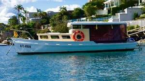 27 FOOT BAY CRUISER Vaucluse Eastern Suburbs Preview