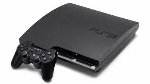 PlayStation 3 Slim PS3 for Sale with a LOT of stuff!