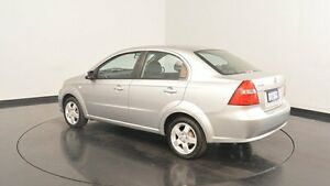 2007 Holden Barina TK MY07 Silver 5 Speed Manual Hatchback Victoria Park Victoria Park Area Preview