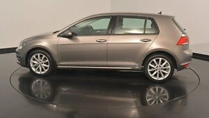 2014 Volkswagen Golf VII MY14 110TDI DSG Highline Grey 6 Speed Sports Automatic Dual Clutch Welshpool Canning Area Preview
