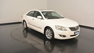 2007 Toyota Aurion GSV40R Presara White 6 Speed Sports Automatic Sedan Welshpool Canning Area Preview