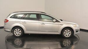 2011 Ford Mondeo MC LX PwrShift TDCi Silver 6 Speed Sports Automatic Dual Clutch Wagon Welshpool Canning Area Preview