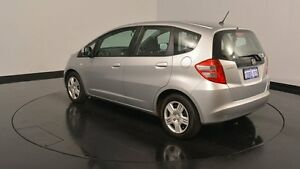 2009 Honda Jazz GE MY09 GLi Silver 5 Speed Automatic Hatchback Welshpool Canning Area Preview