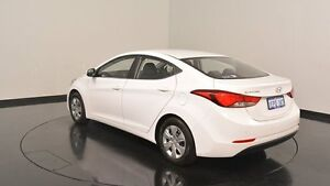 2014 Hyundai Elantra MD3 Active White 6 Speed Sports Automatic Sedan Welshpool Canning Area Preview