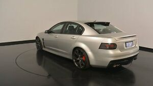 2007 Holden Special Vehicles GTS E Series Silver 6 Speed Manual Sedan Welshpool Canning Area Preview