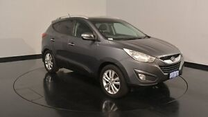 2013 Hyundai ix35 LM2 Highlander AWD Grey 6 Speed Sports Automatic Wagon Welshpool Canning Area Preview
