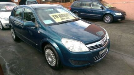 2007 Holden Astra AH MY07.5 CD Blue 4 Speed Automatic Hatchback Five Dock Canada Bay Area Preview