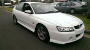 2005 Holden Commodore VZ SV6 White 5 Speed Auto Active Select Sedan Ballina Ballina Area Preview