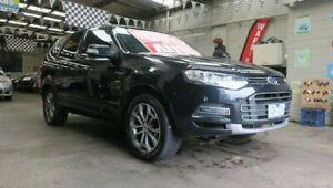 2011 Ford Territory SZ Titanium (RWD) Black 6 Speed Automatic Wagon