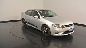 2011 Ford Falcon FG XR6 Silver 6 Speed Sports Automatic Sedan Welshpool Canning Area Preview