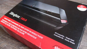 SlingBox HD Solo - Cable TV streamer to any device any country