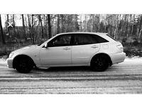 Lexus is200 estate sale/swap