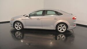 2011 Ford Mondeo MC Titanium PwrShift TDCi Metallic Grey 6 Speed Sports Automatic Dual Clutch Welshpool Canning Area Preview