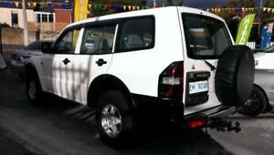 2001 Mitsubishi Pajero 4wd 7 seat Wagon