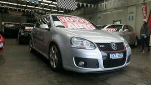 2007 Volkswagen Golf 1K GTi Silver 6 Speed Direct Shift Hatchback Mordialloc Kingston Area Preview