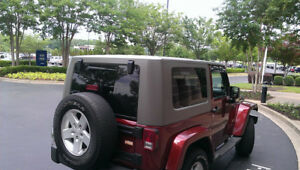 hard top for 2 door wrangler