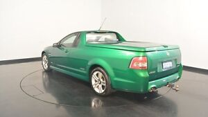 2009 Holden Ute VE MY10 SS Green 6 Speed Sports Automatic Utility Victoria Park Victoria Park Area Preview