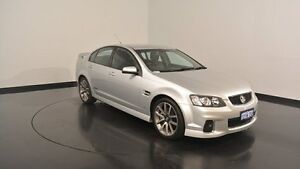 2012 Holden Commodore VE II MY12 SS V Silver 6 Speed Manual Sedan Victoria Park Victoria Park Area Preview
