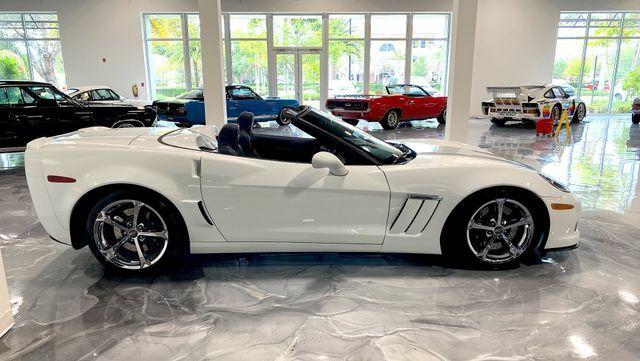 2013 White Chevrolet Corvette Convertible  | C6 Corvette Photo 3