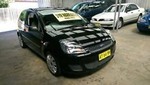 2006 Ford Fiesta WQ LX Black 4 Speed Automatic Hatchback Lidcombe Auburn Area Preview