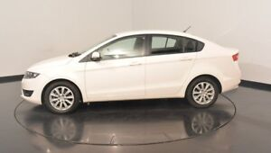 2015 Proton Preve CR MY13 GXR White 7 Speed Constant Variable Sedan