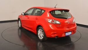 2011 Mazda 3 BL10F1 MY10 Maxx Activematic Sport Red 5 Speed Sports Automatic Hatchback