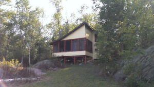 Ultimate privacy 1000' waterfront on the Magnetawan Parry Sound