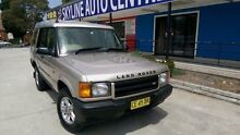 2001 Land Rover Discovery II S Champagne Automatic Silverwater Auburn Area Preview
