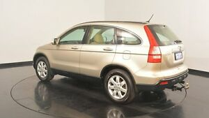 2008 Honda CR-V RE MY2007 Luxury 4WD Silver 5 Speed Automatic Wagon Victoria Park Victoria Park Area Preview
