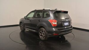 2015 Subaru Forester S4 MY15 XT CVT AWD Premium Grey 8 Speed Constant Variable Wagon Victoria Park Victoria Park Area Preview