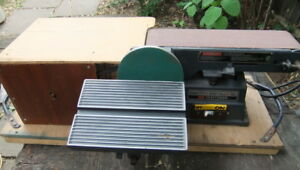 Belt Sander Stationary/Portable