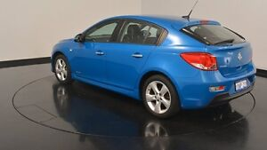 2012 Holden Cruze JH Series II MY12 SRi-V Blue 6 Speed Sports Automatic Hatchback Victoria Park Victoria Park Area Preview