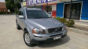 2007 Volvo XC90 D5 Grey Automatic Silverwater Auburn Area Preview