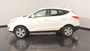 2013 Hyundai ix35 LM2 Active White 6 Speed Sports Automatic Wagon