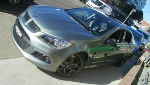 2013 Holden Special Vehicles ClubSport Gen F R8 Grey 6 Speed Manual Sedan Homebush Strathfield Area Preview