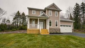 Beautiful new build in Hammonds Plains with room to grow